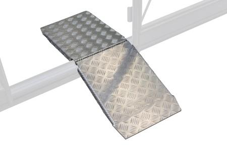 ACD aluminium oprijplaten set van 2 stuks