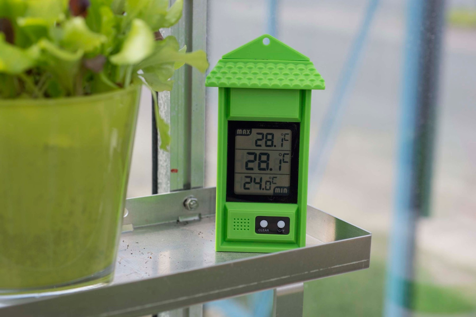 ACD thermometer
